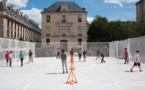Roland Garros : Pavillon de l'Arsenal