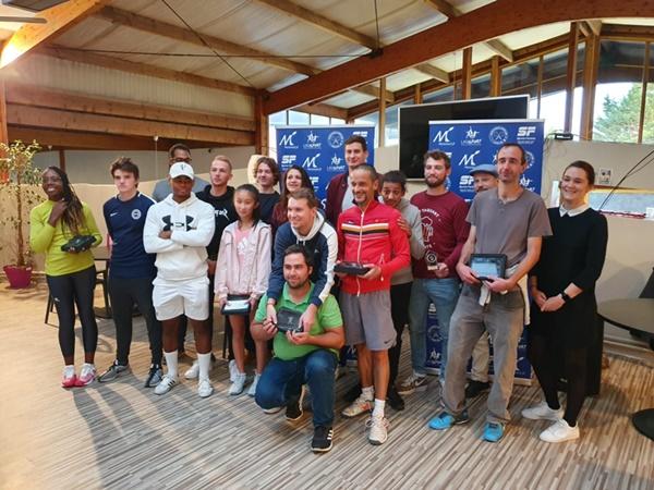 Masters Tennis Arthur Ashe Phase Finale - Remise des prix 2019
