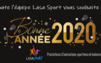 BONNE ANNEE 2020 !